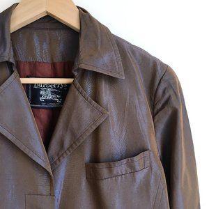 Vintage Burberrys Iridescent jacket - unisex